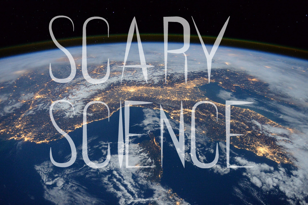 Scary Science: We Can't Stop an Impact Event – Perfectly Plain