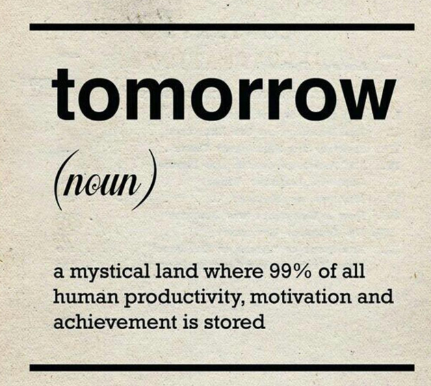 Defeating Procrastination and Staying Motivated